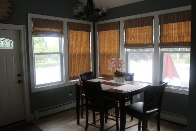 Repaired Window Shades